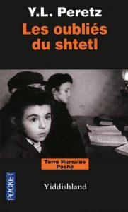 """livre de la semaine """"Les oubliés du shtetl"""" disponible à la bibliothèque de l'institut Rachi"""