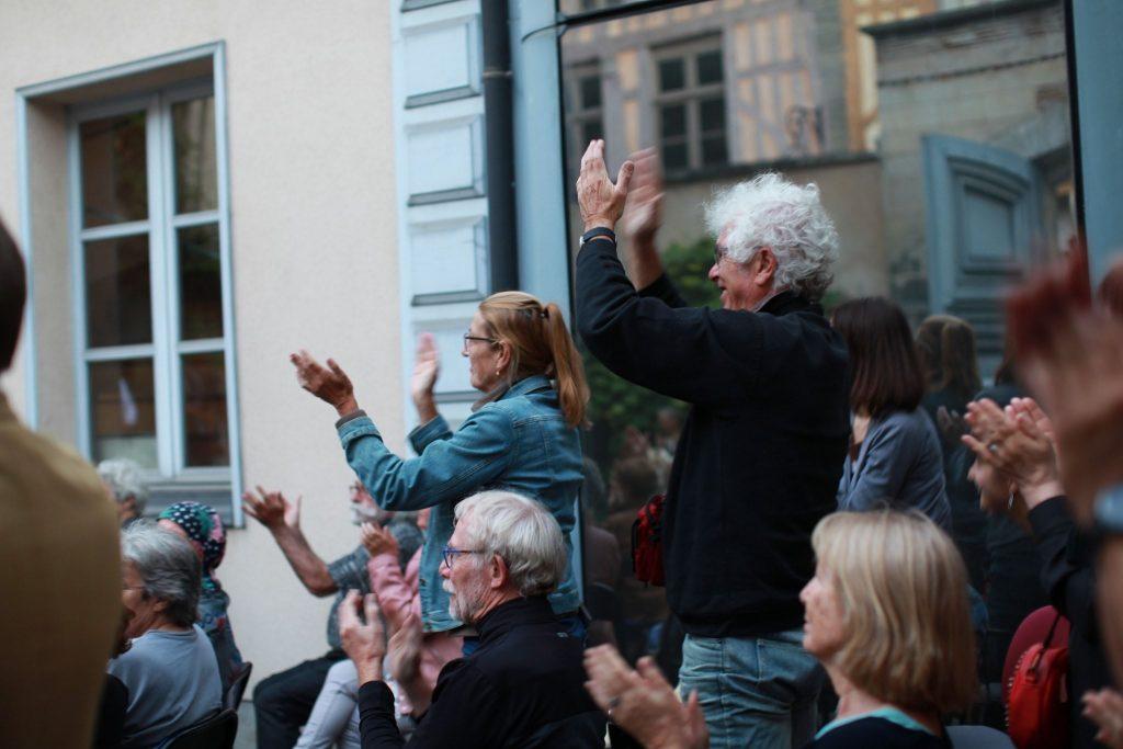 fête de la musique. Concert du groupe Max Klezmer Band, en partenariat avec l'Institut Polonais de Paris