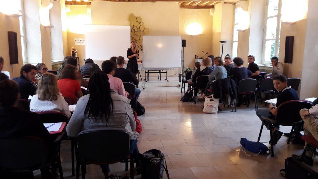 Cours d'arabe littéral et d'hébreu moderne à Institut Rachi à Troyes Grand Est